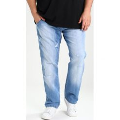 Jeansy męskie regular: Kangol SATANA Jeansy Straight Leg light wash
