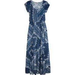 Długie sukienki: Sukienka w kolorze niebieskim