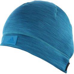 Czapki męskie: czapka sportowa damska ADIDAS CLIMAHEAT FLEECE BEANIE / AY8477