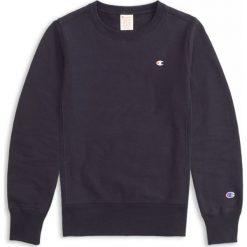 Bluza Champion Crewneck Sweatshirt (110972-KK001). Czarne bluzy damskie marki Alpha Industries, z materiału. Za 244,99 zł.