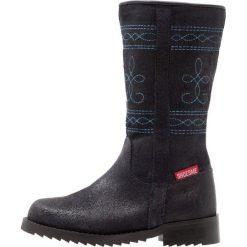Buty zimowe damskie: Shoesme CAMPERO Kozaki marino