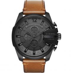 Zegarek DIESEL - Mega Chief DZ4463 Brown/Black. Brązowe zegarki męskie Diesel. Za 1019,00 zł.