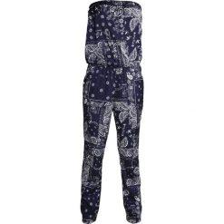 Liu Jo Jeans TUTA SMILE           Kombinezon core blue. Niebieskie jeansy damskie marki Liu Jo Jeans. W wyprzedaży za 524,25 zł.