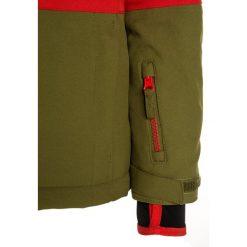 Dare 2B OBVERSE PRO Kurtka snowboardowa cardamom/sevil. Brązowe kurtki chłopięce sportowe marki Dare 2b, z materiału, narciarskie. W wyprzedaży za 559,30 zł.