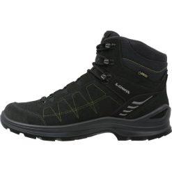Buty trekkingowe męskie: Lowa TIAGO GTX MID Buty trekkingowe anthrazit/limone