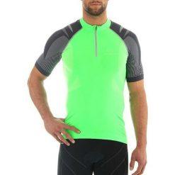 Odzież rowerowa męska: Brubeck Koszulka rowerowa unisex Bicycle zielony r. S (SS10410)