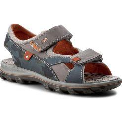 Sandały męskie: Sandały PRIMIGI - 7662300 D Ret/Gr.S