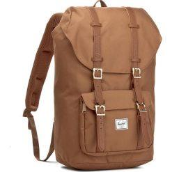 Plecaki męskie: Plecak HERSCHEL – Lil Amer 10014-00611 Caramel