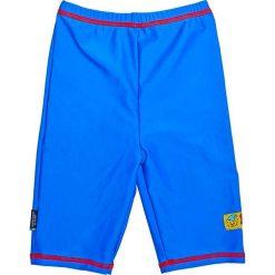"""Spodnie niemowlęce: Szorty kąpielowe """"Bamse Underwater"""" w kolorze niebieskim"""