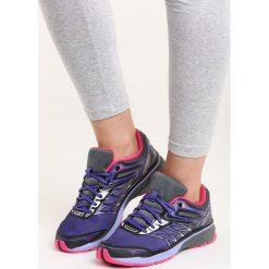 Fioletowe Buty Sportowe Fraction. Fioletowe buty sportowe damskie marki NEWFEEL, z poliesteru, do biegania. Za 44,99 zł.