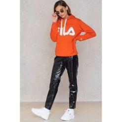 Bluzy damskie: FILA Bluza z kapturem Classic Logo - Orange