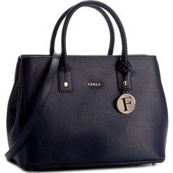 Torebka FURLA - Linda 851000 B BDR5 B30 Navy. Niebieskie torebki klasyczne damskie Furla, ze skóry. Za 1285,00 zł.