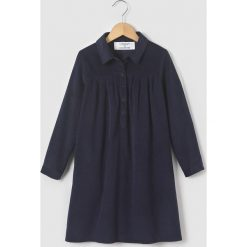 Sukienki dziewczęce: Koszulowa sukienka z weluru COLLECTOR 3-12 lat