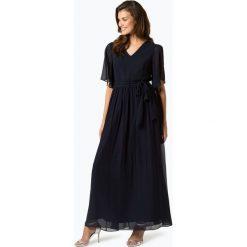Apart - Damska sukienka wieczorowa, niebieski. Niebieskie sukienki balowe Apart, z motywem z bajki. Za 349,95 zł.