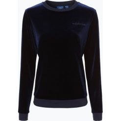 Bluzy damskie: adidas Originals - Damska bluza nierozpinana, niebieski