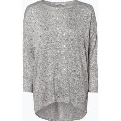 ONLY - Koszulka damska – Melia, szary. Szare t-shirty damskie marki ONLY, s, z bawełny, z okrągłym kołnierzem. Za 119,95 zł.