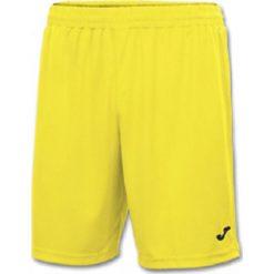 Joma sport Spodenki męskie  Joma Nobel żółte r. L (100053.900). Żółte spodenki sportowe męskie Joma sport, sportowe. Za 37,00 zł.