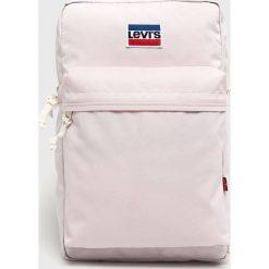 Levi's - Plecak. Brązowe plecaki damskie Levi's®, z poliesteru. Za 149,90 zł.