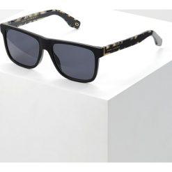Marc Jacobs Okulary przeciwsłoneczne black. Czarne okulary przeciwsłoneczne męskie aviatory Marc Jacobs. Za 759,00 zł.