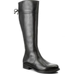 Buty zimowe damskie: Oficerki LASOCKI – RST-KAMI-05 Czarny