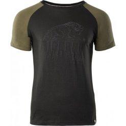 IGUANA Koszulka męska BAAKO Duffel Bag/ Capulet Olive r. M. Brązowe koszulki sportowe męskie marki IGUANA, s. Za 43,82 zł.