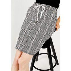 Spódnica - 158-617 GR-RO. Szare spódniczki marki Unisono, l, z bawełny, proste. Za 119,00 zł.
