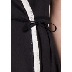 Długie sukienki: WEEKEND MaxMara VANEZZA Długa sukienka schwarz