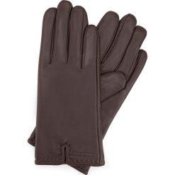 Rękawiczki damskie: 39-6L-213-B Rękawiczki damskie