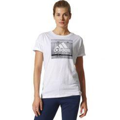 KOSZULKA ADIDAS PERFORMANCE CATEGORY ATH BP8363. Szare bralety marki Adidas. Za 59,00 zł.