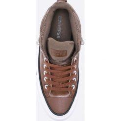 Converse - Trampki Chuck Taylor as street boot. Szare trampki męskie Converse, z materiału, na sznurówki. W wyprzedaży za 299,90 zł.