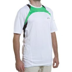 Koszulka męska ASICS - M's Ss Stretch Top 321222 0001 L. Niebieskie t-shirty męskie marki Asics, m. Za 159,00 zł.