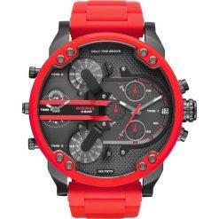 Zegarek DIESEL - The Daddies Series DZ7370 Red/Red. Czerwone zegarki męskie Diesel. Za 1739,00 zł.