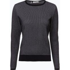 März - Sweter damski, niebieski. Brązowe swetry klasyczne damskie marki Alma en Pena, z materiału, na obcasie. Za 499,95 zł.