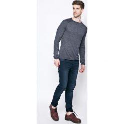 Blend - Sweter. Niebieskie swetry klasyczne męskie marki Reserved, l, z okrągłym kołnierzem. W wyprzedaży za 59,90 zł.