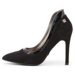 Laura Biagiotti Czółenka Damskie 39 Czarny. Czarne buty ślubne damskie Laura Biagiotti, na wysokim obcasie. Za 395,00 zł.