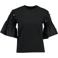 T-shirty damskie: Navy London JAY Tshirt z nadrukiem black