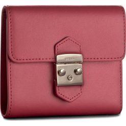 Mały Portfel Damski FURLA - Metropolis 921906 P PU28 VFO Ruby. Czerwone portfele damskie Furla, ze skóry. W wyprzedaży za 469,00 zł.