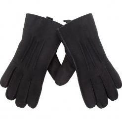 Rękawiczki Męskie UGG - M Sheepskin 3PT Glove 17391  Black. Czarne rękawiczki męskie Ugg, ze skóry. Za 689,00 zł.