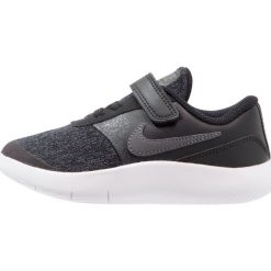 Buty do biegania damskie: Nike Performance FLEX CONTACT (TDV) Obuwie do biegania treningowe black/dark grey/anthracite/white