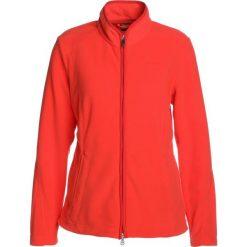 Schöffel JACKET LEONA Kurtka z polaru red. Czerwone kurtki sportowe damskie Schöffel, z materiału. W wyprzedaży za 341,10 zł.