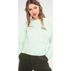 Bluzki asymetryczne: Billabong HIGH TIDE Bluzka z długim rękawem aloe