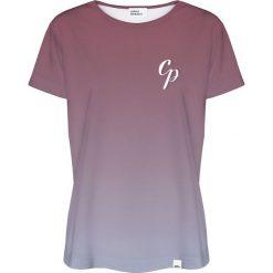 Colour Pleasure Koszulka damska CP-030 290 fioletowa r. XL/XXL. Fioletowe bluzki damskie marki Colour pleasure, uniwersalny. Za 70,35 zł.