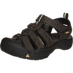 Keen Sandały trekkingowe dark brown. Czerwone sandały męskie skórzane marki Keen. W wyprzedaży za 195,30 zł.