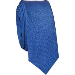 Krawat KWNS001680. Niebieskie krawaty męskie Giacomo Conti. Za 69,00 zł.