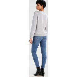 Bluzy rozpinane damskie: Vero Moda VMTREE  Bluza light grey melange