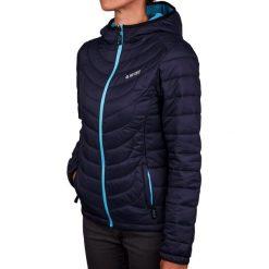Hi-tec Kurtka zimowa puchowa damska Lady Nera Insigna Blue/Atol Blue roz. M. Czerwone kurtki sportowe damskie Hi-tec, na zimę, m, z puchu. Za 147,59 zł.