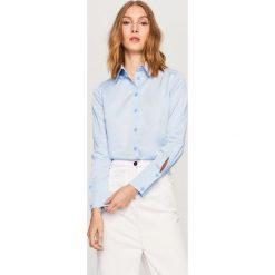 Koszula - Niebieski. Niebieskie koszule chłopięce marki Reserved. W wyprzedaży za 69,99 zł.
