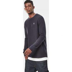 G-Star Raw - Bluza Bonded. Czarne bluzy męskie rozpinane marki G-Star RAW, m, z bawełny, bez kaptura. W wyprzedaży za 259,90 zł.