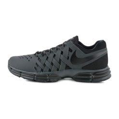 Nike Buty Treningowe Lunar Fingertrap Tr Grey 43. Szare buty fitness męskie Nike, z gumy. W wyprzedaży za 239,00 zł.