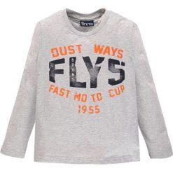 T-shirty chłopięce z długim rękawem: Brums – Longsleeve dziecięcy 92-122 cm